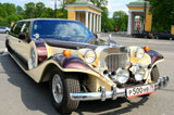 Ретро-лимузин Excalibur Phantom 500